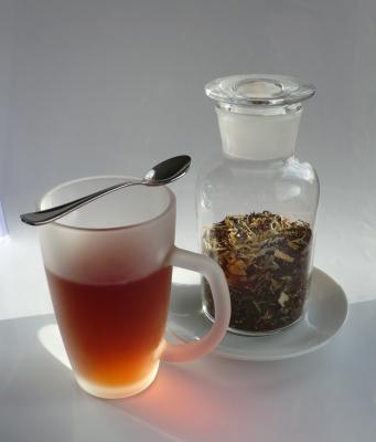 Winterzeit ist Teezeit