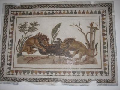 römisches Mosiak