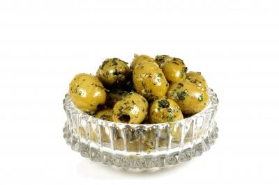 eingelegte Oliven 1
