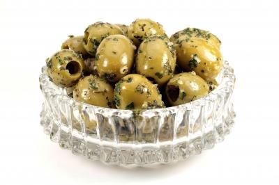 eingelegte Oliven 2