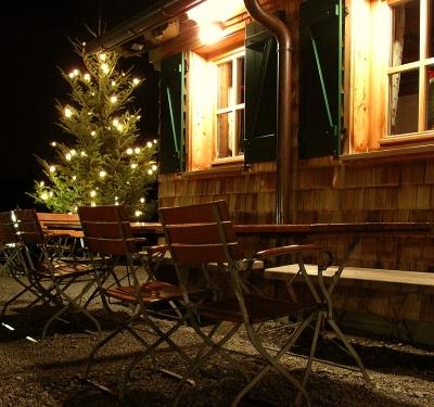 Hüttenweihnacht 2