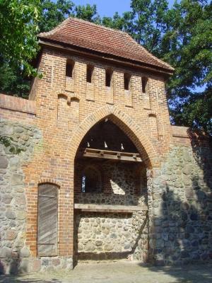 Stadtmauer von Neubrandenburg  - Wieck