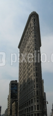 NY, Flatiron Building