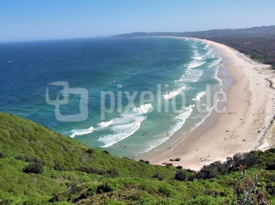 Bucht in Australien....