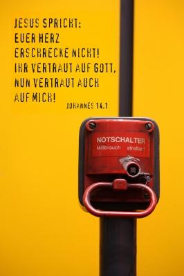 Johannes 14,1