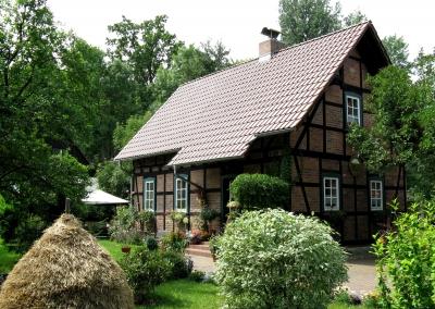 Fachwerkhaus im Spreewald