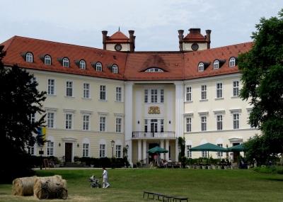 Lübbenau, Schlosshotel