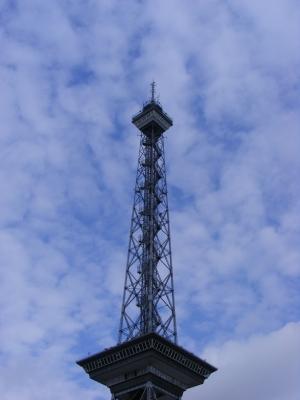 Funkturm in Berlin