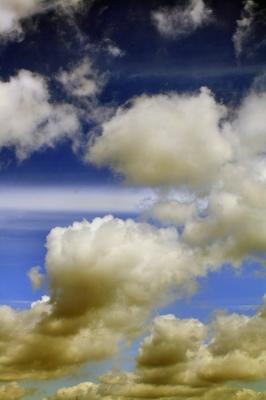 Wolkengebilde 3