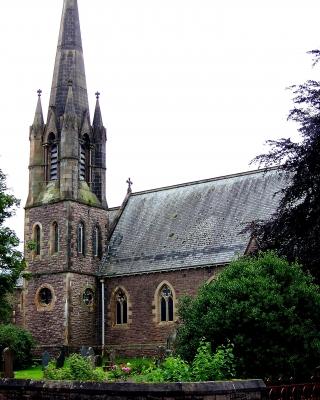 Kirche in Fort William