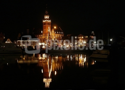 Rathaus Leer Ostfriesland