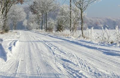 Winterzauber im Münsterland