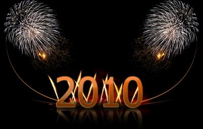 2010 - wir feiern in das neue Jahr hinein!