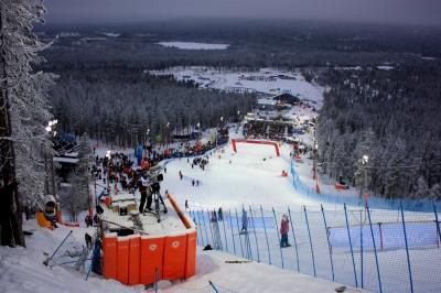 Ski WC Levi 2009