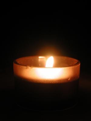 Ein Licht in der Dunkelheit