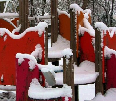Spielplatz der Schneeflocken