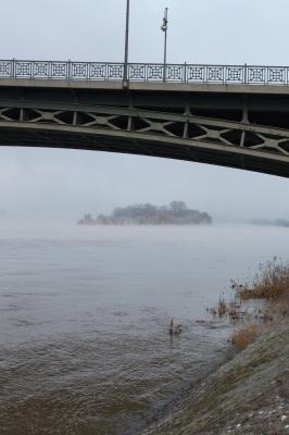 Theodor Heuss Brücke und Rettbergsau