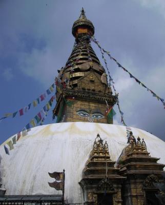 Nepal - Stupa