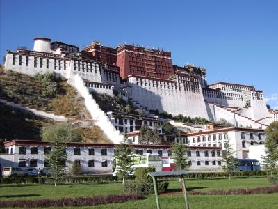 Tibet - Potala-Palast