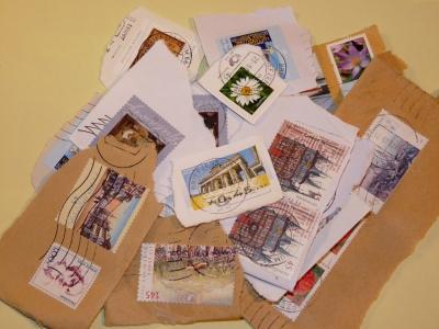 Viele Briefe!
