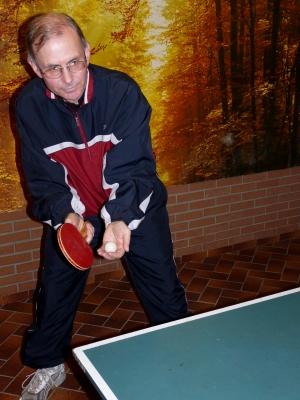 Fitte Senioren: Tischtennis