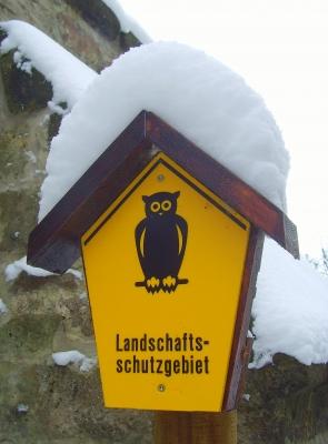 Winter-Landschaftsschutzgebiet