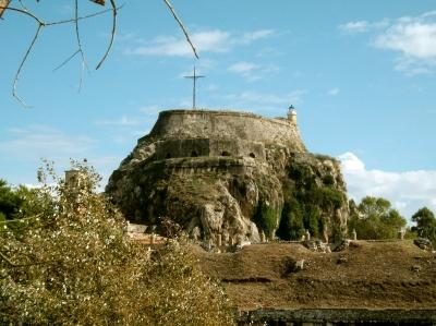 Felsenburg auf Sizilien