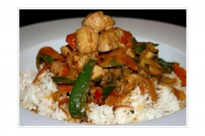 Curry vom Huhn 1
