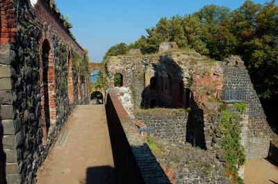 Düsseldorf Kaiserswerth, Ruine der Kaiserpfalz #5
