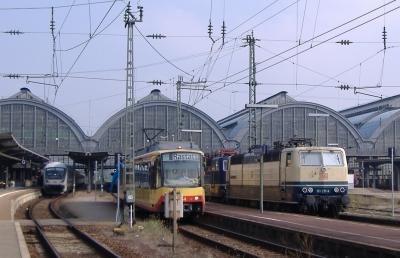 Haltestelle Hauptbahnhof
