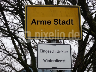 Arme Stadt