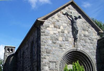 Kirche in Dolgellau