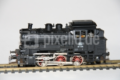 Modellbahnlok BR 89