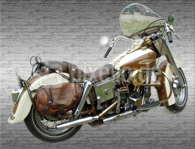 Harley Davidson - ein Traum...
