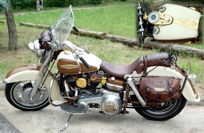 Harley Davidson - ein Prachtstück...