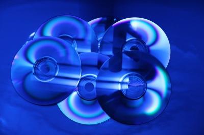 Blue Ray DVD CD Sammlung
