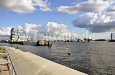 Hafenbild - östliche Häfen