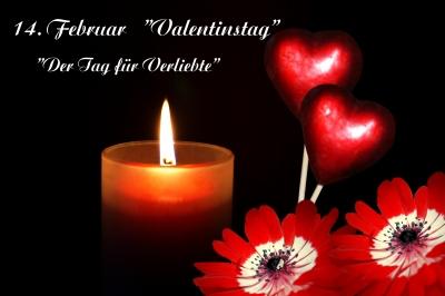 Schön Liebe Grüße Zum Valentinstag