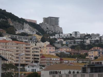 Gibraltar Hotel mit Aussicht
