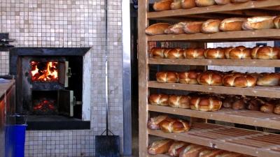 Beim Brotbäcker