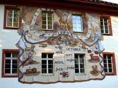 Kalenderhaus in St. Blasien