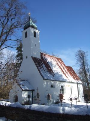 Waldkapelle Oberberghausen