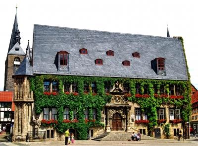 Rathaus zu Quedlinburg
