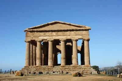 Concordia Tempel - Agrigento