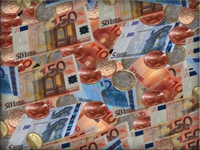 Euro - Peanuts - virtuelle Geldvermehrung
