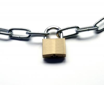 Sicherheitsschloß