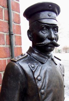 Hauptmann von Köpenick (Detail)