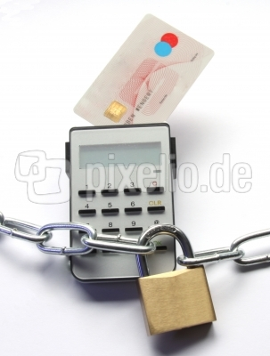 Per Bankkarte bezahlen