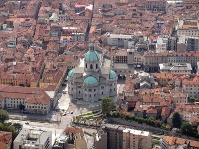 Como - Altstadt und Dom