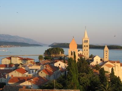 Kroatische Stadt